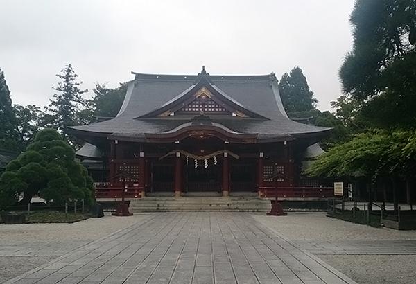 茨城県笠間市 笠間稲荷神社